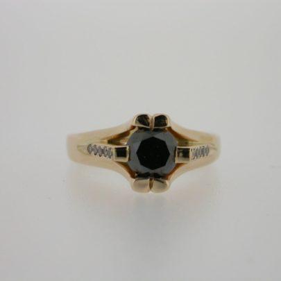 ring_rosegoud_zwarte_diamant_klassiek2